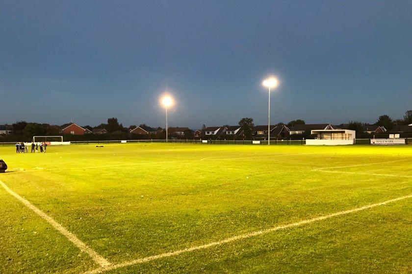 Droylsden Match Postponed