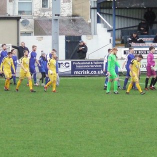 REPORT | Clitheroe 2-3 Widnes