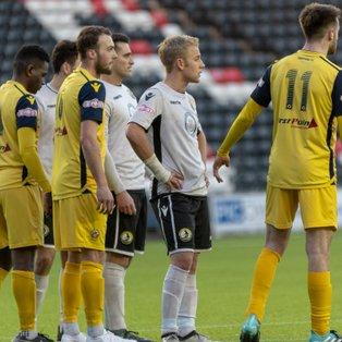 REPORT   Widnes 0-1 Trafford