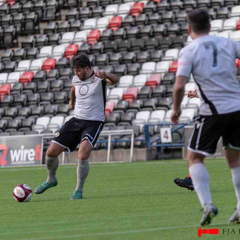 GALLERY | Widnes v Mossley