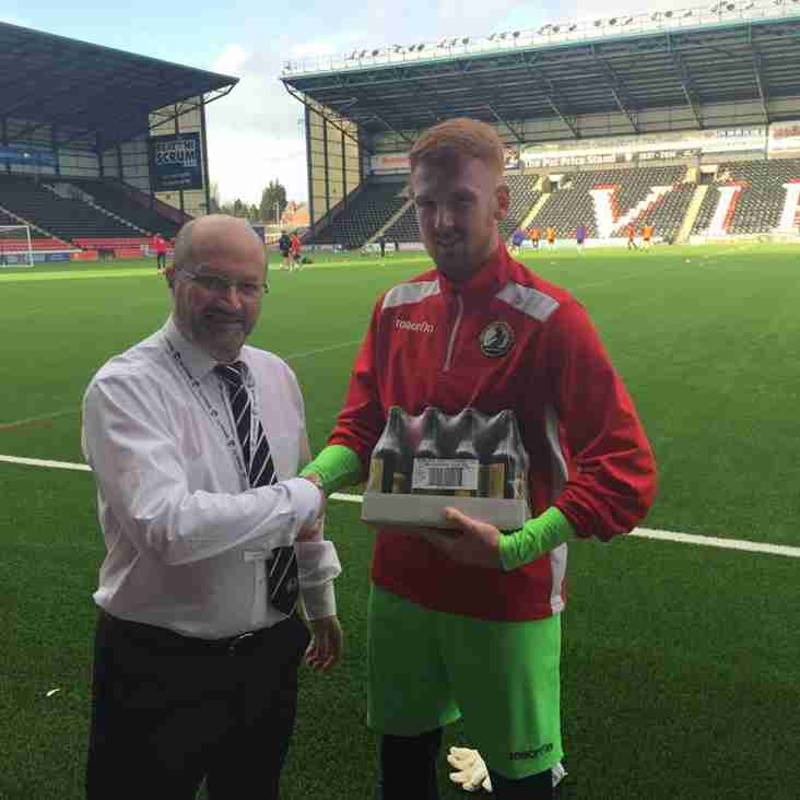 Owen Wheeler Named January Player of the Month