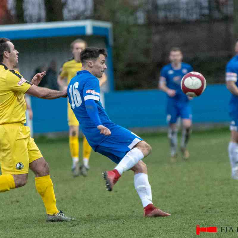 GALLERY | Ramsbottom United v Widnes