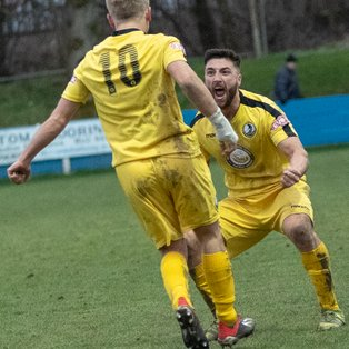 REPORT | Ramsbottom United 0-1 Widnes
