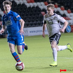 REPORT | Widnes 1-1 Droylsden