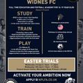 NPL Academy Easter Trials