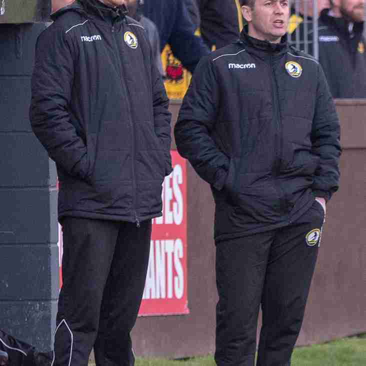 Towey to Play on but Akrigg to Retire