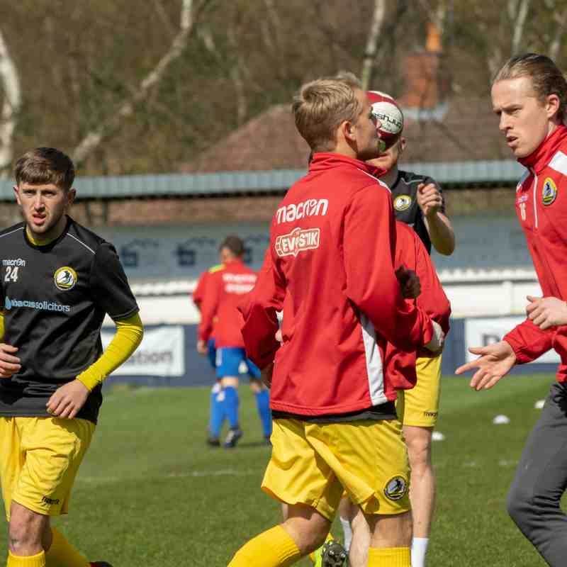 GALLERY | Kidsgrove Athletic v Widnes