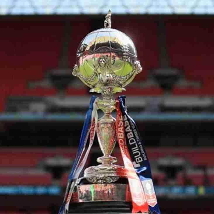 Ossett United await in FA Trophy