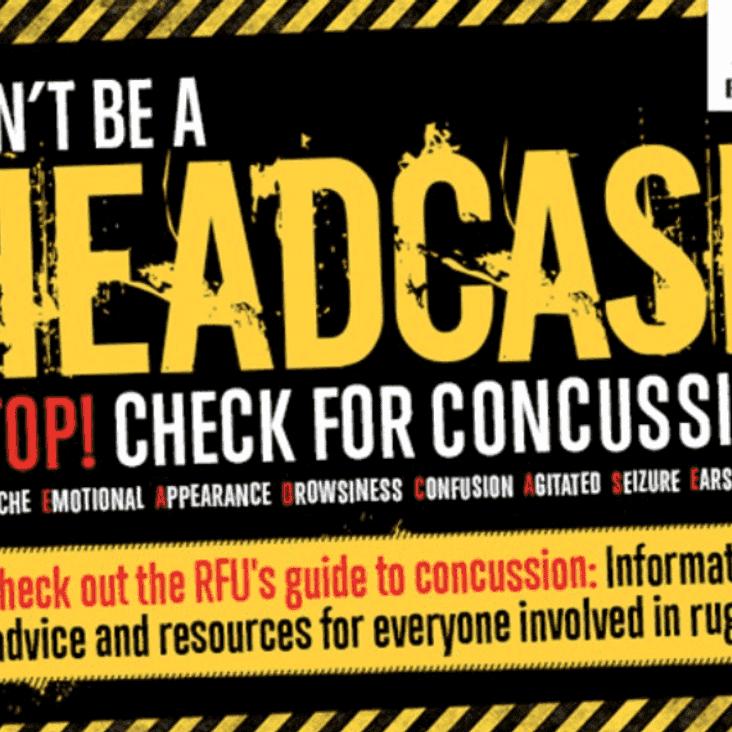 RFU Headcase - concussion awareness and education