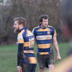 1st XV continue their fine form with bonus point victory