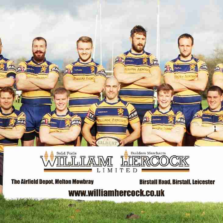 MEN'S 1st XV MATCH REPORT 20/02/16