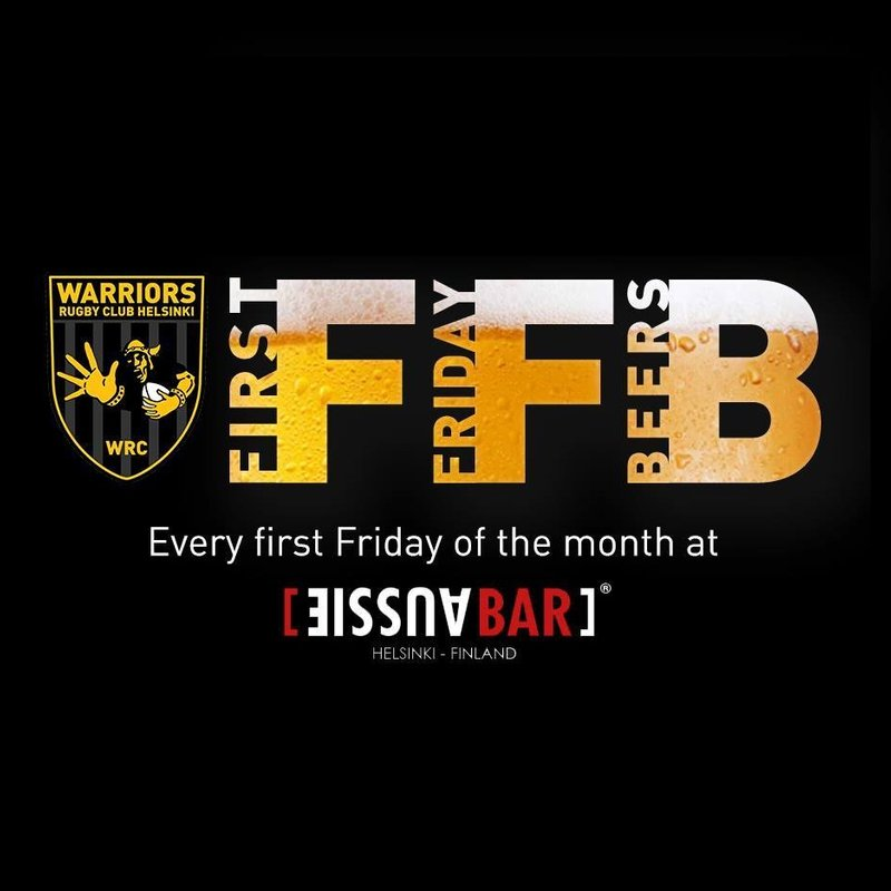 First Friday Beers (FFB)