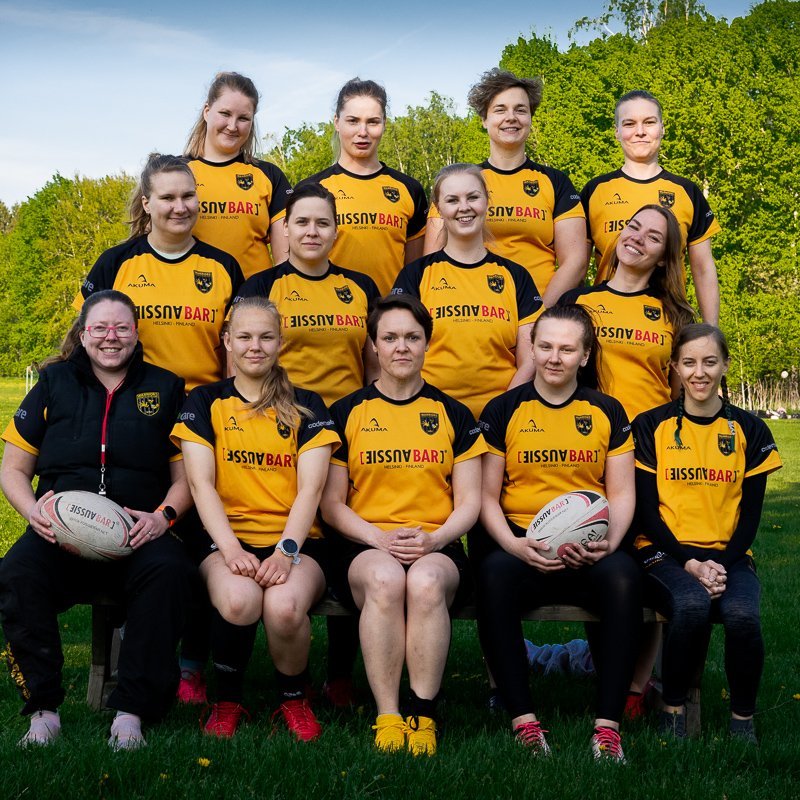 WRC Ladies lose to Turku Swans  25 - 5