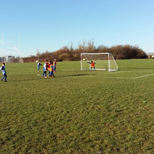 Magix Youth vs Wealdstone U8A