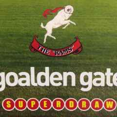GOALDEN GATE SUPERDRAW: Week 13 Results