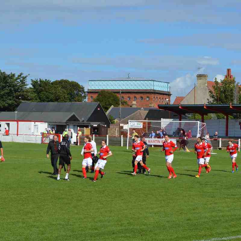 RAMSGATE 3-0 Chipstead 19/9/15