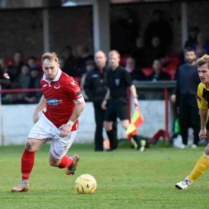 Pulman joins Whitstable on month's loan