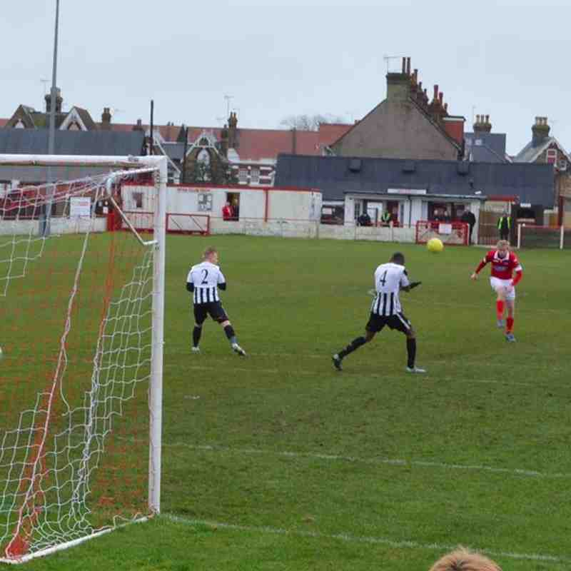 Ramsgate 8-1 Peacehaven & Telscombe