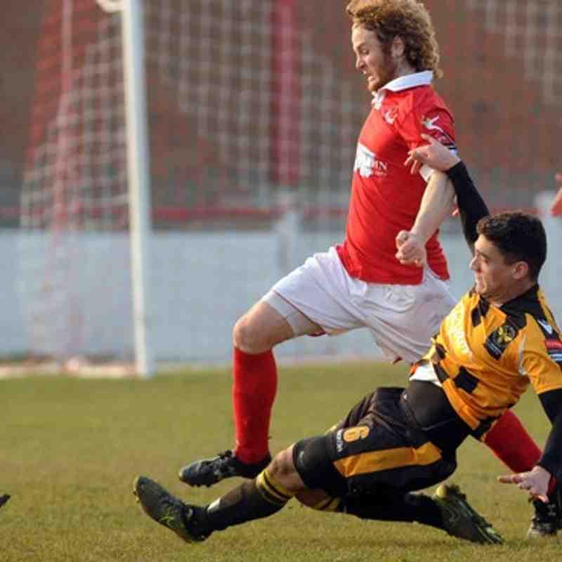 Ramsgate 4-0 East Grinstead Town
