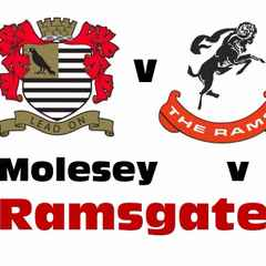 PREVIEW: Molesey v Ramsgate 27/8/16