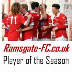VOTE NOW: Ramsgate-FC.co.uk Player of the Season