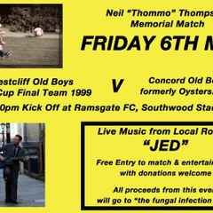 Neil 'Thommo' Thompson Memorial Match