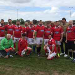 WALKING FOOTBALL comes to Ramsgate FC
