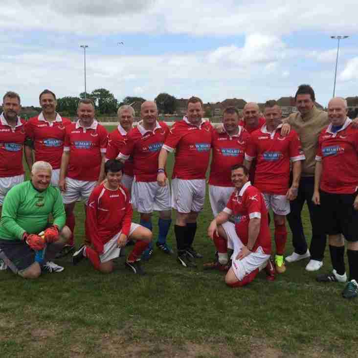 WALKING FOOTBALL comes to Ramsgate FC