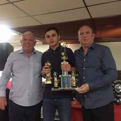 Jack Penny presented Young Player of the Season