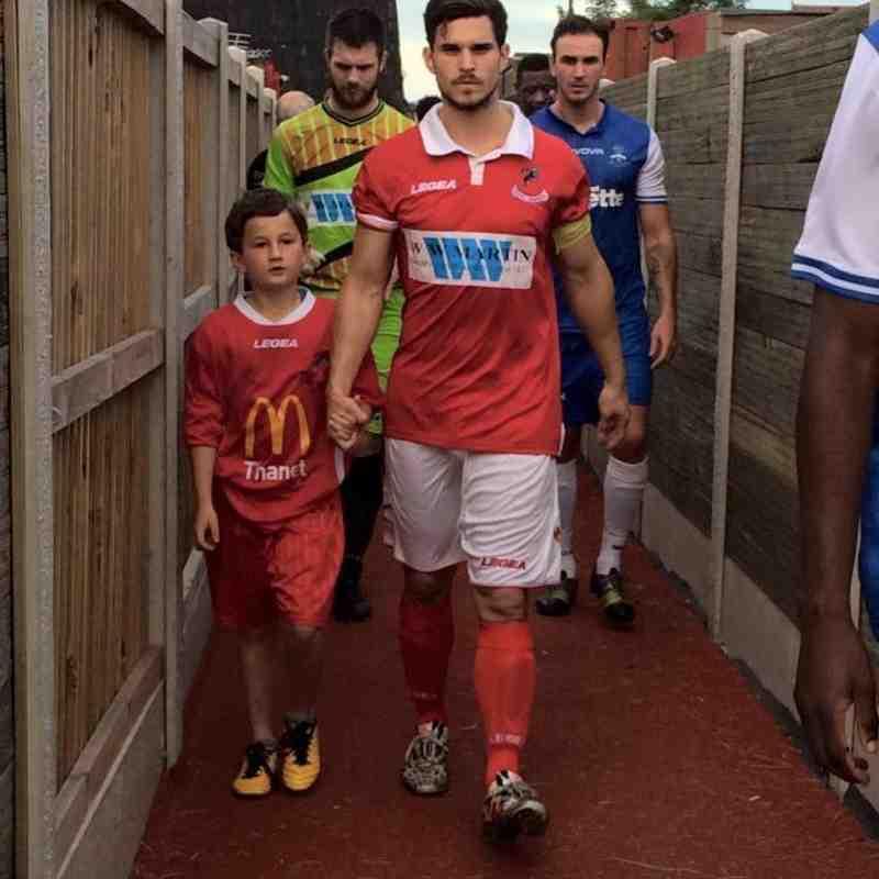 Ramsgate FC 0-1 Margate FC