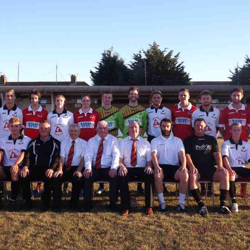 Ramsgate FC 2016/17