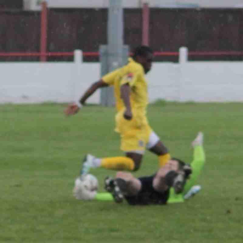 FA TROPHY   Ramsgate 0-3 Hastings United