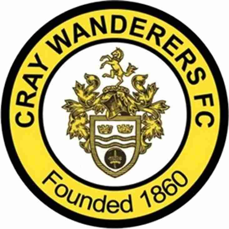 PREVIEW: Ramsgate v Cray Wanderers