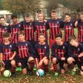 Radcliffe Olympic vs. Farndon Colts