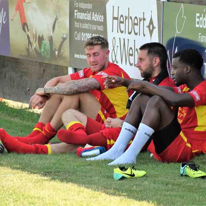 Banbury v Aylesbury 2-0