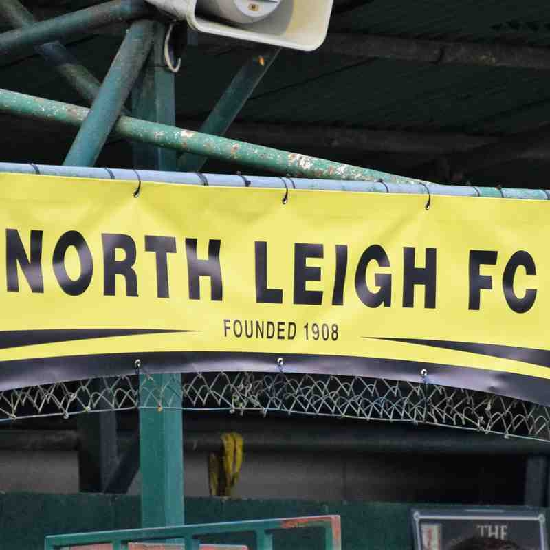 North Leigh 1 v Banbury United 5