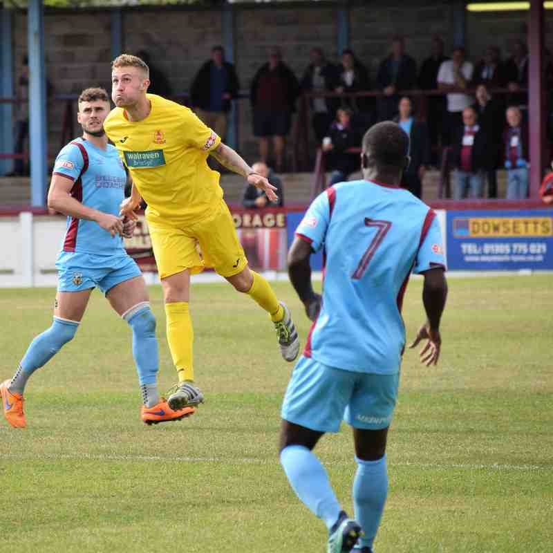 Weymouth 1 v Banbury United 1 (2nd half)