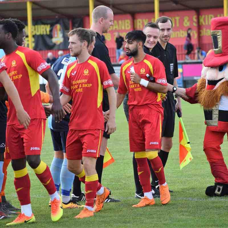Banbury United 1 v St Neots Town 3