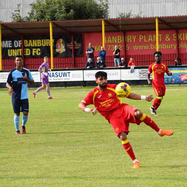 Banbury United 1 St Neots 3