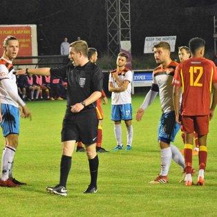 Banbury United 2-3 Kettering Town