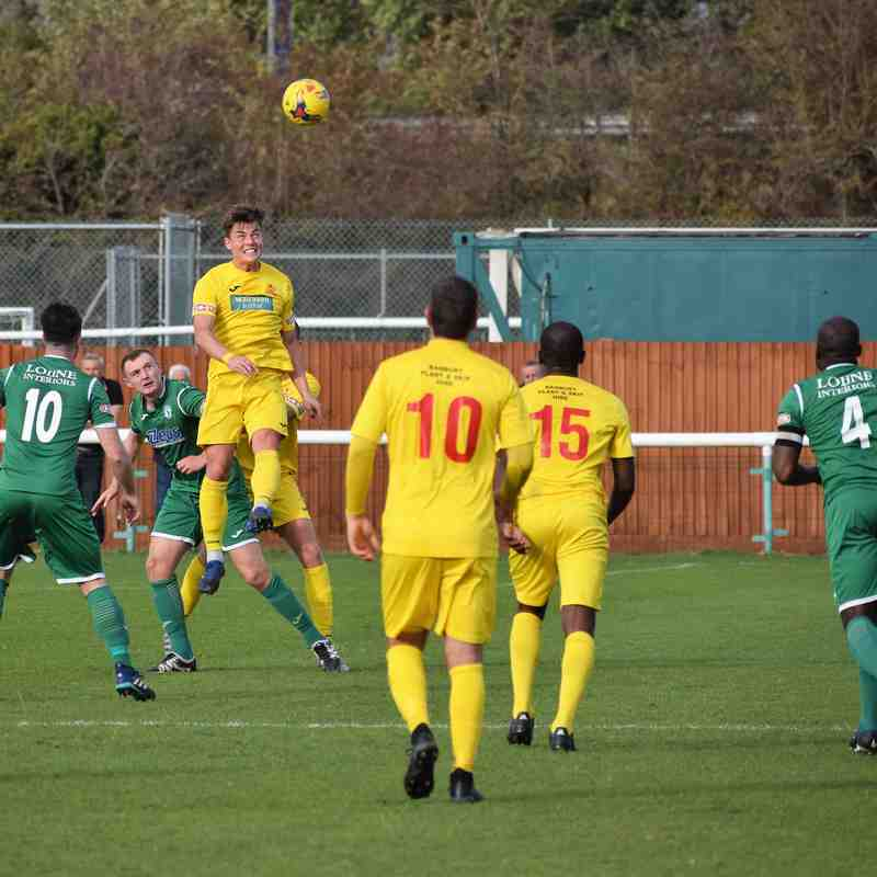Biggleswade Town 0 v Banbury United 0
