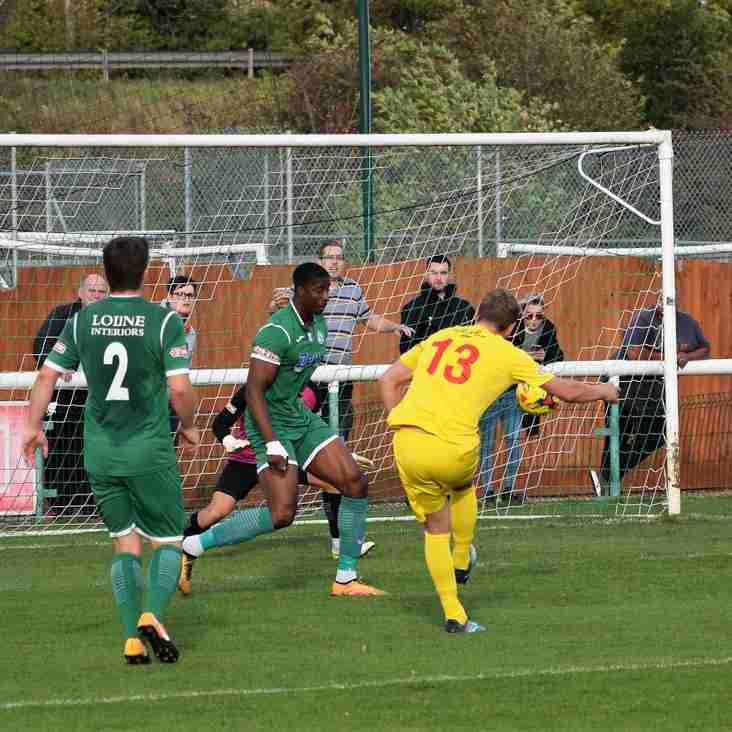 MATCH REPORT Biggleswade Town 0 Banbury United 0
