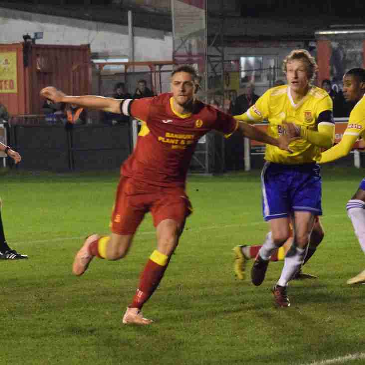 Banbury United 0 Stourbridge 0 – Match Report