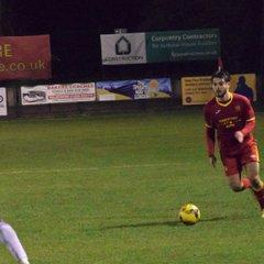 Banbury United 0 Stourbridge 0