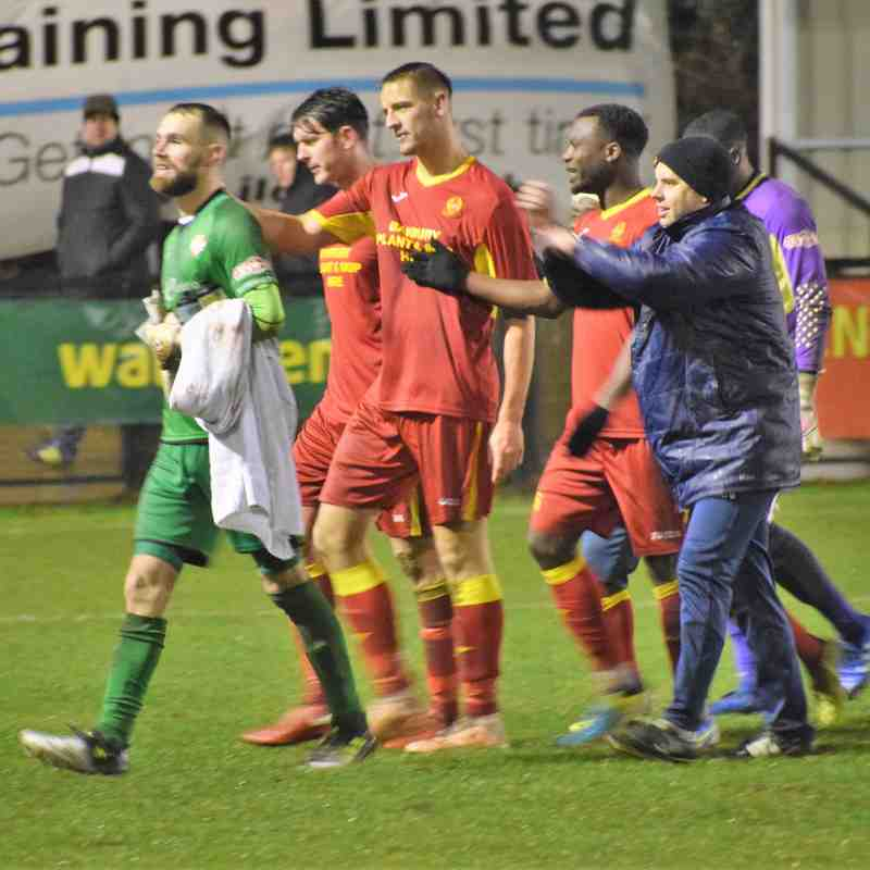 Banbury United 4 Kettering Town 1