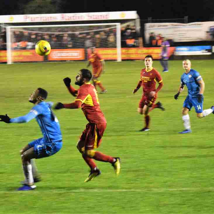 Banbury United 4 Kettering Town 1 – Match Report