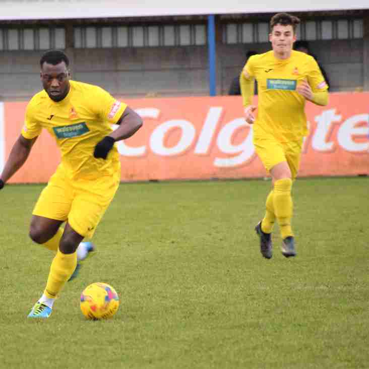 Halesowen Away Tomorrow – Preview and Squad/Team News