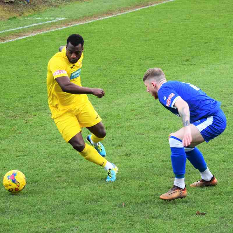 Halesowen Town 2 Banbury United 0