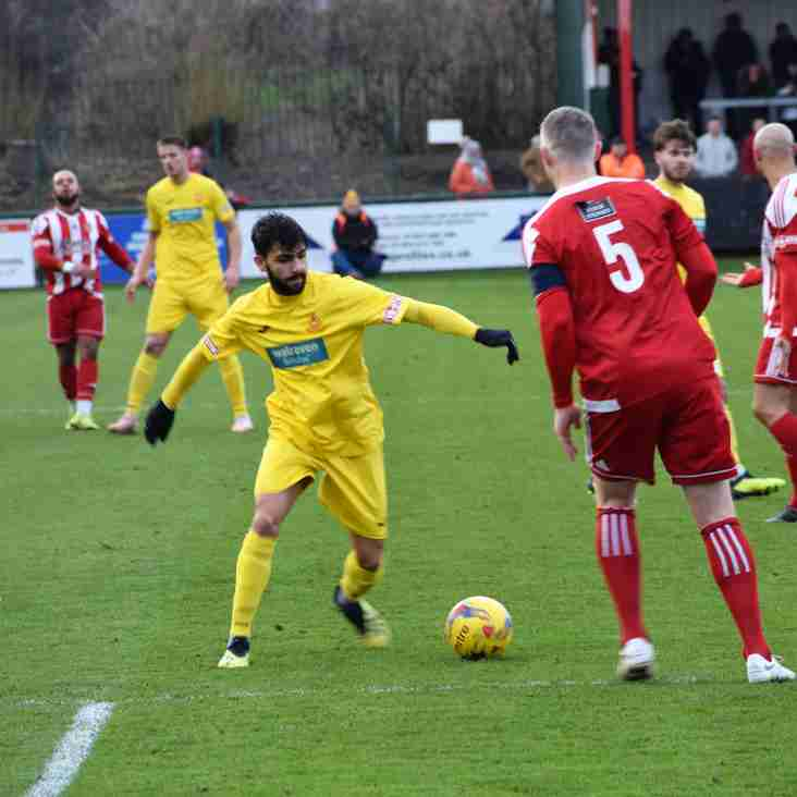 Stourbridge 2 Banbury United 0 - Match Report