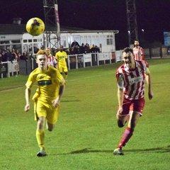 Banbury United 3 Easington 0